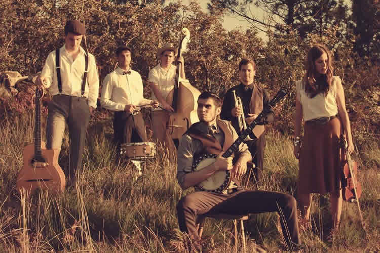 Imagen del grupo Ghost Number & His Tipsy Gypsies
